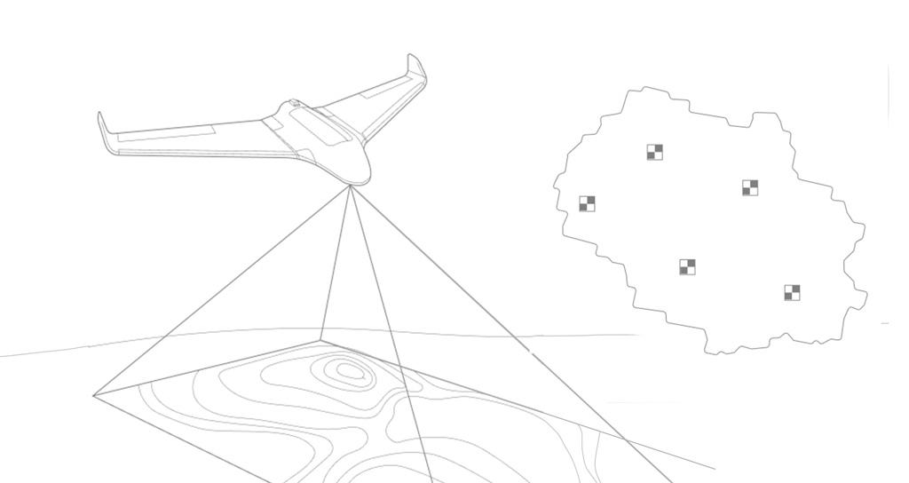 navigation gnss drone
